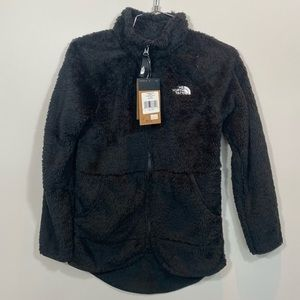 NEW North Face Girls Suave Oso Long Jacket